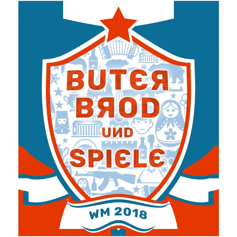 Buterbrod und Spiele Logo